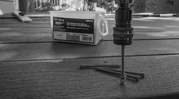 Composite Decking Screw